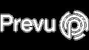 Prevu Logo White